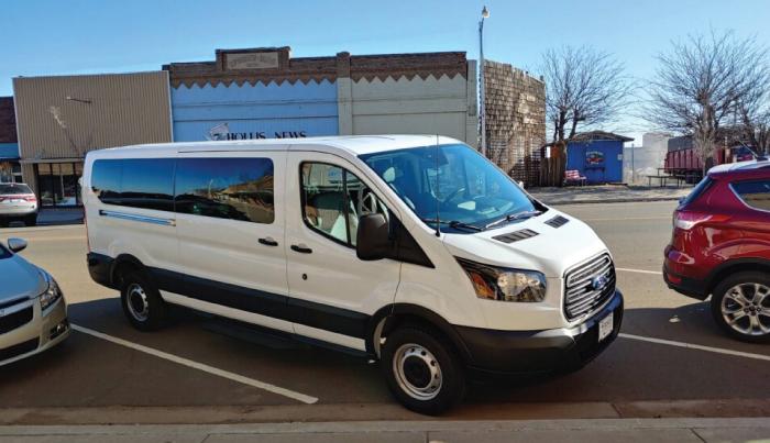 2019 Ford Van
