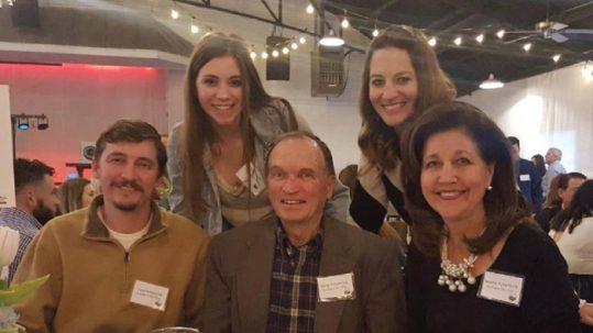 Dr. Doug Kirkpatrick and family