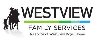 Westview family services logo