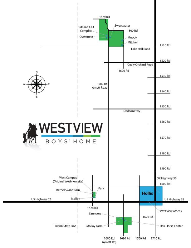 Westview Map 2019